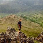 Hiking in Chugach