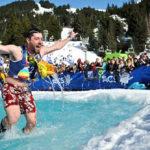 Alyeska Slush Cup spring event
